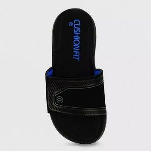 Champion C9 Slides 2/3 Boys  Sandals Cushion Fit